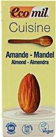 Ecomil Almond Alternative To Dairy Cream