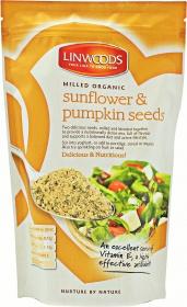 Linwoods Organic Milled Sunflower & Pumpkin