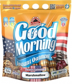 Max Protein Good Morning Instant Oatmeal
