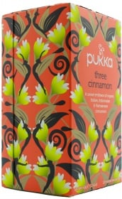 Pukka Organic Three Cinnamon Tea