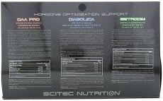 Scitec Nutrition H.O.S. Trio Pack
