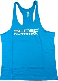 Scitec Nutrition Tank Top Azul