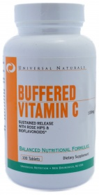 Universal Vitamin C Buffered