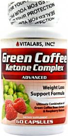 Vitalabs Green Coffee & Ketone Complex