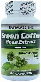 Vitalabs Green Coffee Bean Extract