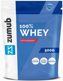Zumub 100% Whey left
