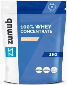 Zumub 100% Whey Concentrate