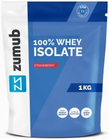 Zumub 100% Whey Isolate left