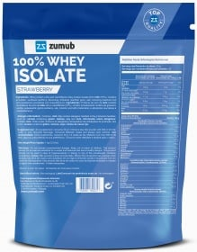 Zumub 100% Whey Isolate mix