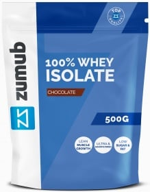 Zumub 100% Whey Isolate