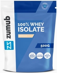 Zumub 100% Whey Isolate top