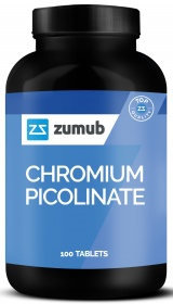 Zumub Chromium Picolinate