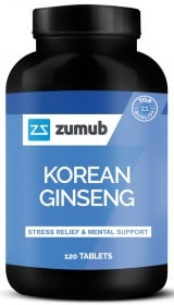 Zumub Korean Ginseng