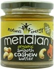 Organic Cashew Butter Smooth 170g