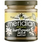 Meridian Foods Organic Sunflower Seed Butter 6x170g - Opportunit