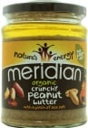 Organic Peanut Butter Crunchy - With salt 280g
