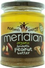 Organic Peanut Butter Smooth - No Salt 280g