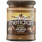 Organic Peanut Butter Smooth - With salt 280g