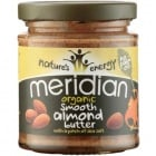 Smooth Almond Butter With Salt 6x170g