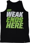 Mens T-Shirt Weak Ends Here