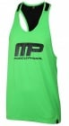 Performance Vest 'We Live This' Polyester Bright Green