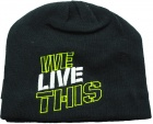 Berretto Beanie 'We Live This'