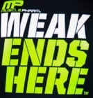 Berretto Beanie 'Weak ends here'