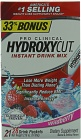Hydroxycut Clinical Drink Mix 21 saquetas