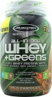 All-in-One Whey + Greens 908g