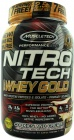 Nitro Tech 100% Whey Gold 1.130kg