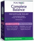 Complete Balance for Menopause, AM/PM 30+30 caps