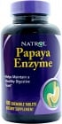 Papaya Enzyme Chewables 100 comprimidos