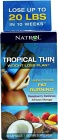 Tropical Thin Weight Loss Plan 60 capsules