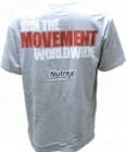 T-shirt Nutrex Research