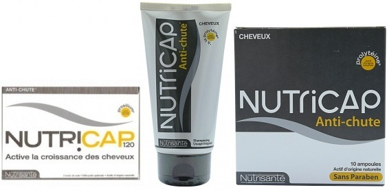 Pack Nutricap Anti-Chute