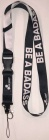 "Strap Key Holder ""Be a badass"""