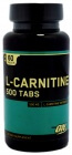 Optimum L-Carnitine 500mg 60 cáps - Opportunity