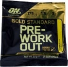 Gold Standard Pre-Workout 2 doses