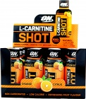 L-Carnitine Shot Orange 60ml - box of 12