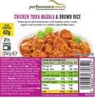 Chicken Tikka Masala & Brown Rice 350g