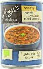 Organic Quinoa, Kale & Red Lentil Soup 408g