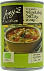Vegetable Barley Soup 466g