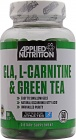 Applied CLA+L-Carnitine+Green Tea 100 gels