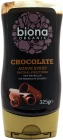 Organic Chocolate Agave Syrup 325g