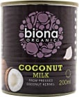 Organic Coconut Milk 200ml