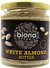 Organic White Almond Butter 170g
