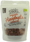 Organic Hazelnuts Natural 250g - Opportunity