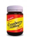 Cranberry 10000mg 90 Cápsulas