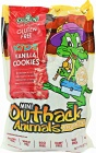Mini Outback Animals Vanilla Cookies Multipack 175g