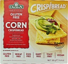 Toasted Corn Crispibread 125g